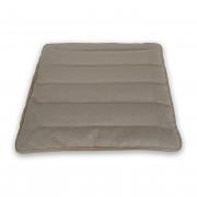 """Подушка для сидения с наполнителем из гречихи """"LikeYoga"""" модель 19-12 (40x40 см, микромассаж, аэрация, терморегуляция, аэрация)"""