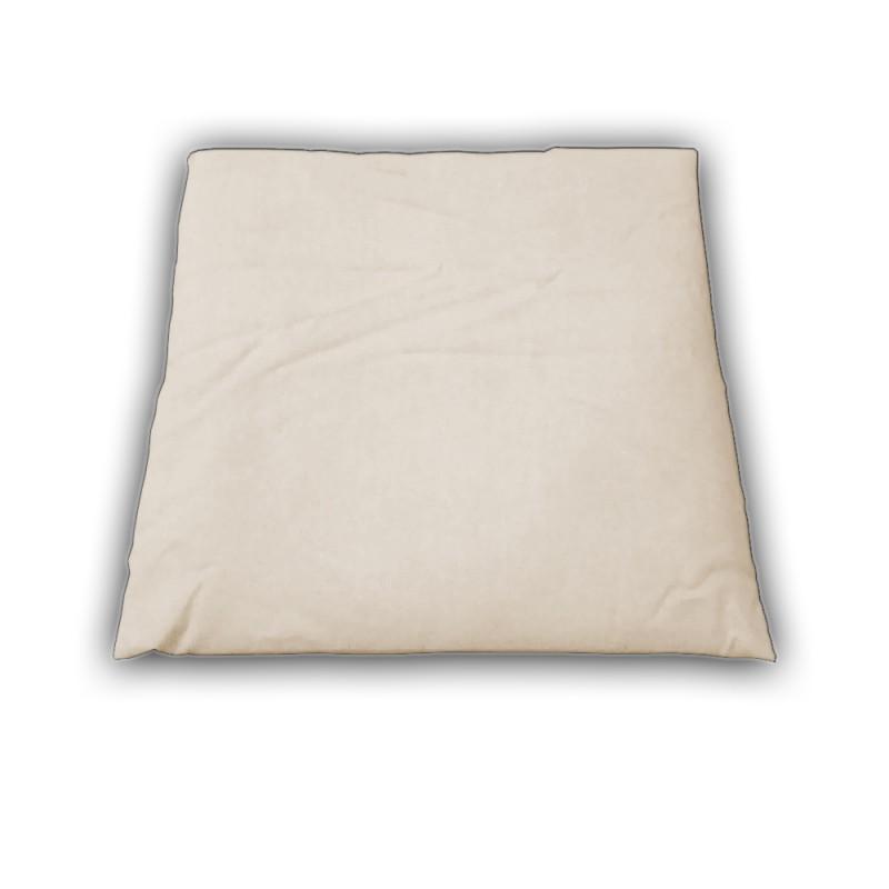 """Подушка для сна льняная с натуральным наполнителем """"LikeYoga"""" модель 25-13 (70x70 см, микромассаж, аэрация, гипоаллерген)"""