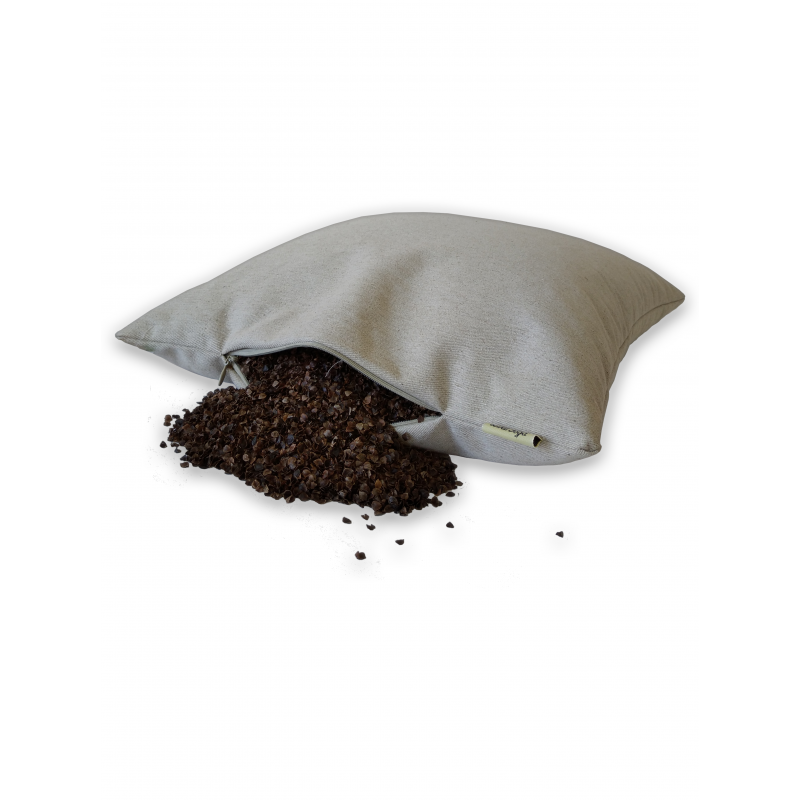 Подушка спальная с молнией 38*58 см (модель 26-17)