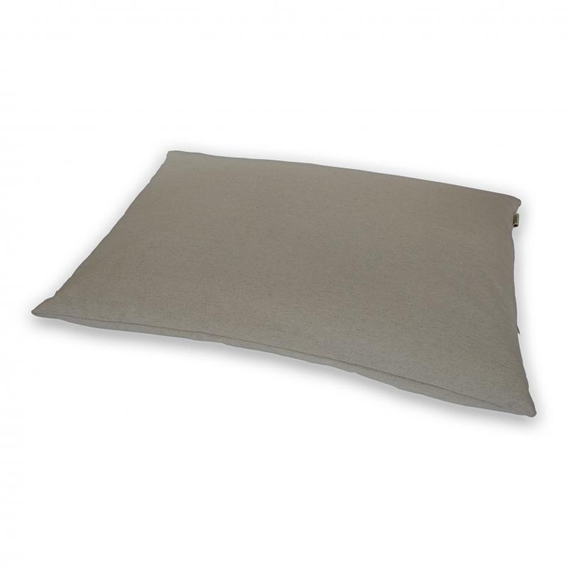 """Подушка для сна с натуральным наполнителем """"LikeYoga"""" модель 09-12 (48x68 см, гипоаллерген, терморегуляция, микромассаж)"""