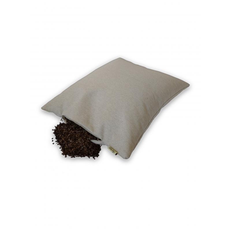 Подушка спальная  с молнией 38*48 см (модель 29-17)